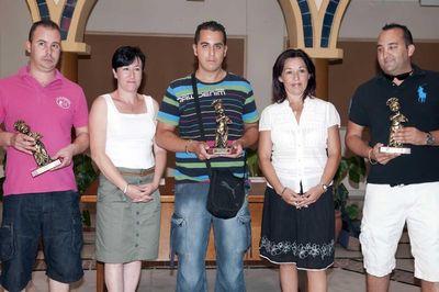 El Ayuntamiento de Benalmádena Entrega los Premios de la Feria de la Tapa 2012.