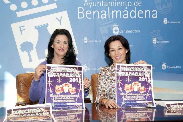 El Ayuntamiento convoca el XVIII Concurso de Escaparates de Navidad 2012