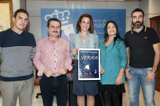 El Teatro Estable de Benalmádena, finalista en el III Certamen de Teatro Aficionado en Almachar