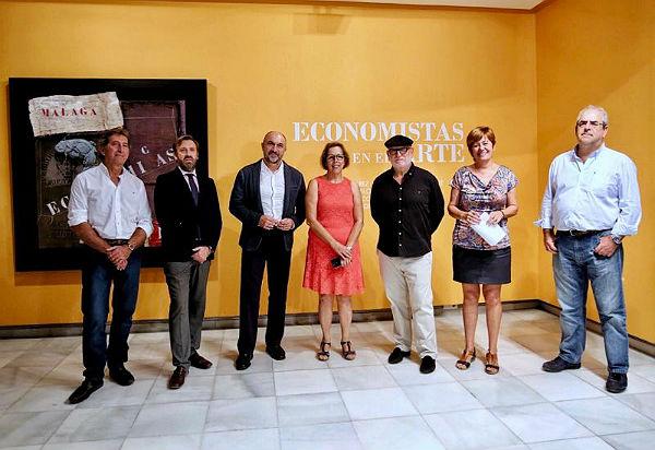 El Centro de Exposiciones da la bienvenida a la muestra itinerante 'Economistas del Arte'