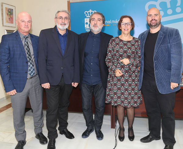 La XVI del Festival de Cortometraje y Cine Alternativo premia la trayectoria de Javier Paisano y Javier Olivares