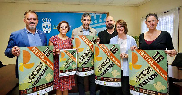 José Mota, 'El Ministerio del Tiempo' y los directores Pablo Berger y Manul Martín Cuenca recibirán los premios Ciudad de Benalmádena en la 16º Edición del FICCAB