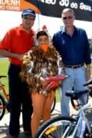 Benalmádena vivió una apoteósica Fiesta de la Bicicleta