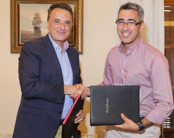 Los ayuntamientos de Benalmádena y Torremolinos firman un compromiso para la construcción de un puente que comunicará ambos municipios en la Leala.