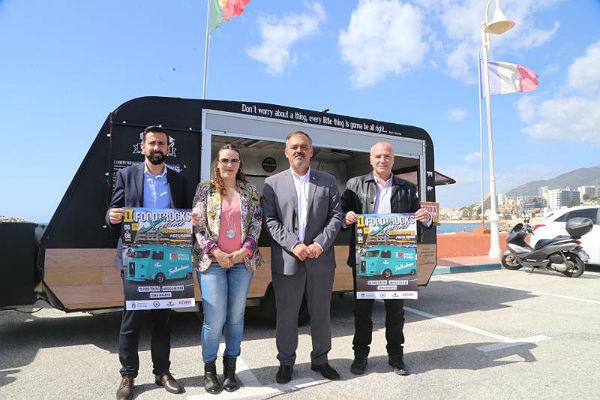 El Puerto Deportivo acoge este fin de semana la II Food-Truck Xperience Benalmádena 2018
