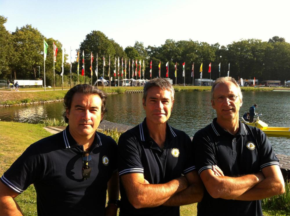 El Benalmadense Javier Conde consigue la segunda plaza en el Campeonato del Mundo Masters de Remo
