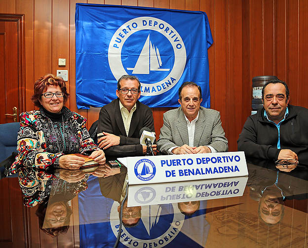 El Puerto firma un convenio para la realización de actividades náuticas para discapacitados