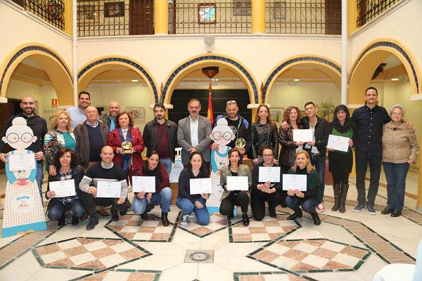 Los restaurantes La Perra Gorda y El Parador, ganadores de la Primera Edición de la Ruta de los Guisos de la Abuela