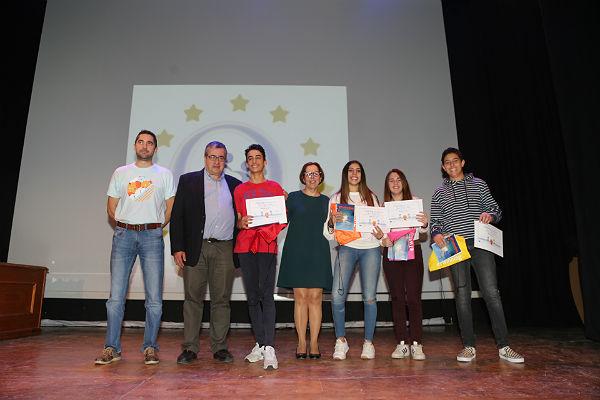 El I.E.S. Benalmádena obtiene el Sello Europeo de Calidad por su proyecto de colaboración internacional