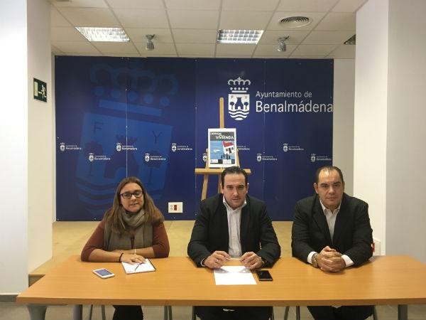 La Concejalía de Vivienda y Rescate Ciudadano colabora en la I Jornada Sobre la Vivienda