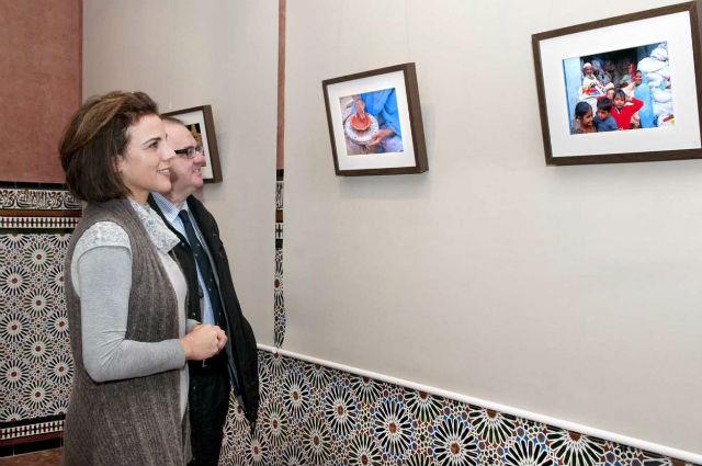 El Castillo del Bil-Bil acoge la exposición fotográfica de Eleonor Smith sobre la India