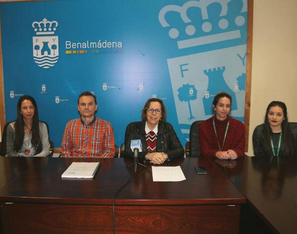La Concejala Elena Galán presenta el Plan Estratégico de Participación Ciudadana.
