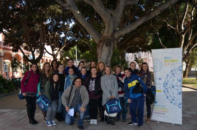 Arranca el curso de monitoras de ludotecas, comedores y actividades extraescolares organizado por Benemplea