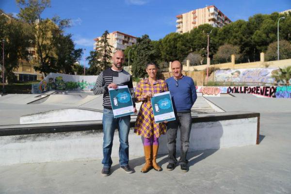El Club de Hockey Benalmádena organiza su 1ª Exhibición de Graffiti 'Encuentro de Participación Juvenil y Deporte'