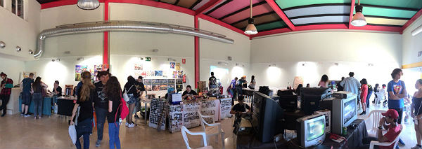 Gran éxito de participación en la última edición de los 'Sábados Lúdicos'en el Edificio Innova
