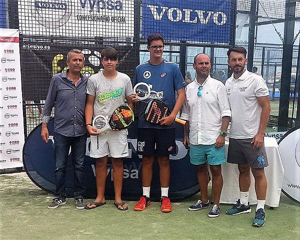 Jairo Bautista gana el Torneo de Pádel ABS 3000 celebrado en Mijas