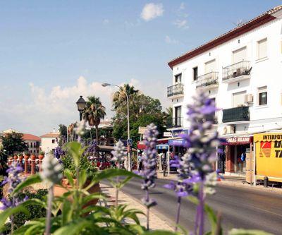 Comienza la remodelación de la avenida Juan Luis Peralta