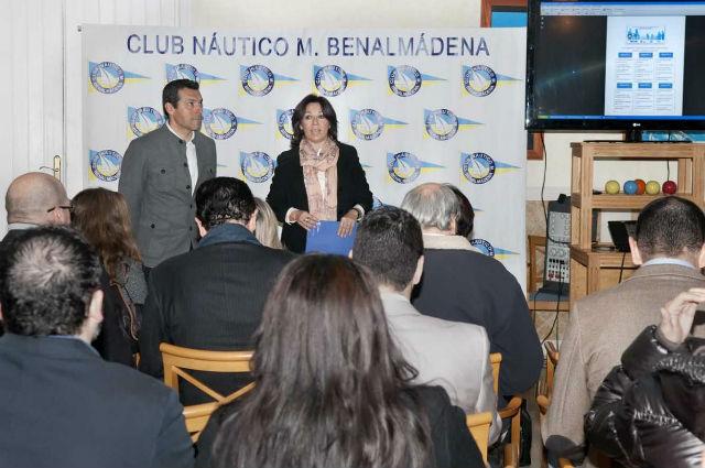 Más de una veintena de empresarios participan en la I Jornada de networking y Business del Club Náutico