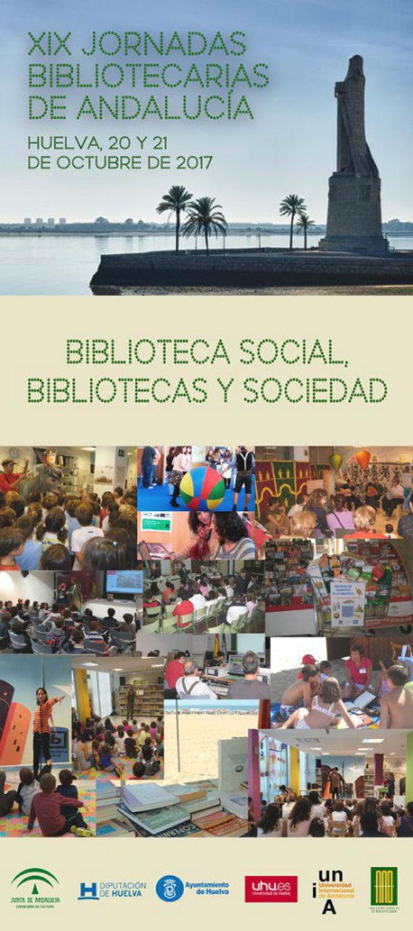 La Biblioteca Pública de Arroyo de la Miel participa con dos comunicaciones en las XIX Jornadas Bibliotecarias de Andalucía