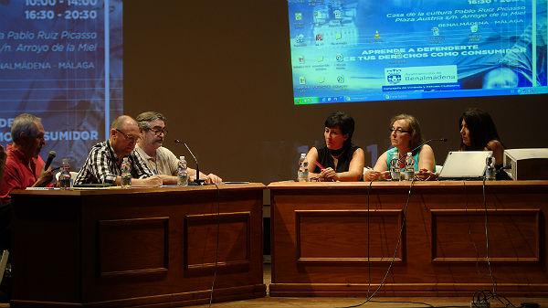 Los participantes en las II Jornadas Jurídicas Hipotecarias desarrollarán un documento con el protocolo de actuación para afectados por desahucios