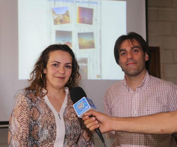 La Concejalía de playas organiza una campaña de sensibilización en institutos para minimizar el impacto ambiental de la celebración de San Juan.