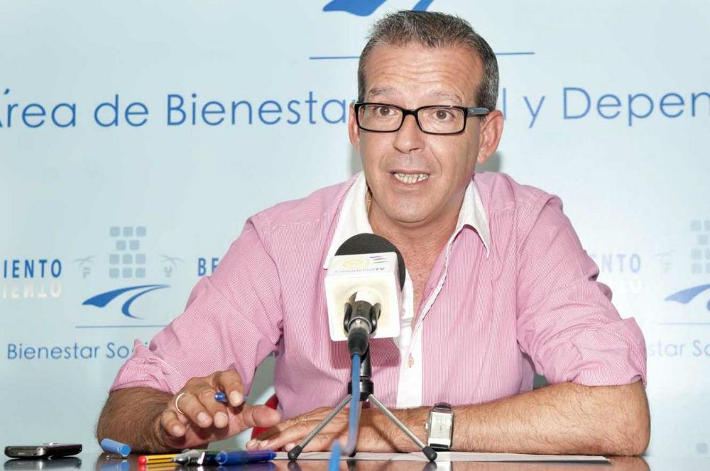 Francisco Salido informa sobre las modificaciones de la Ley de Dependencia