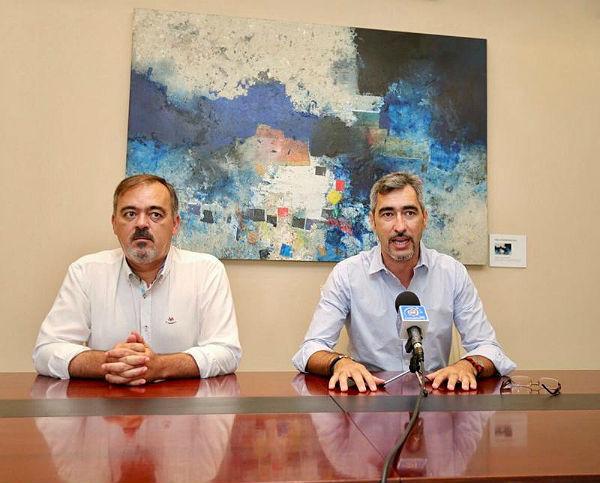 El alcalde Víctor Navas anuncia la apertura definitiva del aparcamiento de Los Nadales en Benalmádena Pueblo