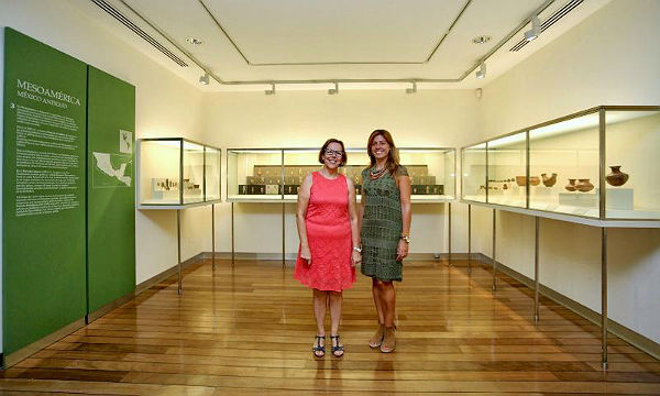 El Museo Felipe Orlando renueva su iluminación