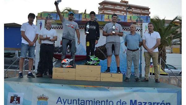 El joven benalmadense Esteban Díaz gana La Copa del Rey de Motonáutica 2017