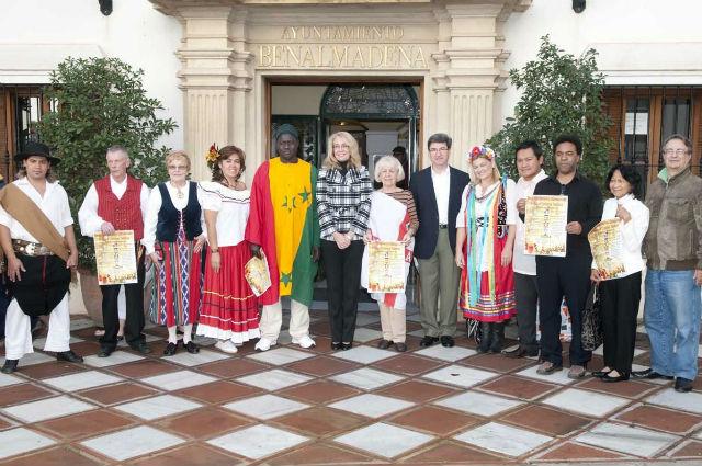 Los encuentros navideños internacionales reunirán en Benalmádena a residentes extranjeros de cerca de una veintena de nacionalidades