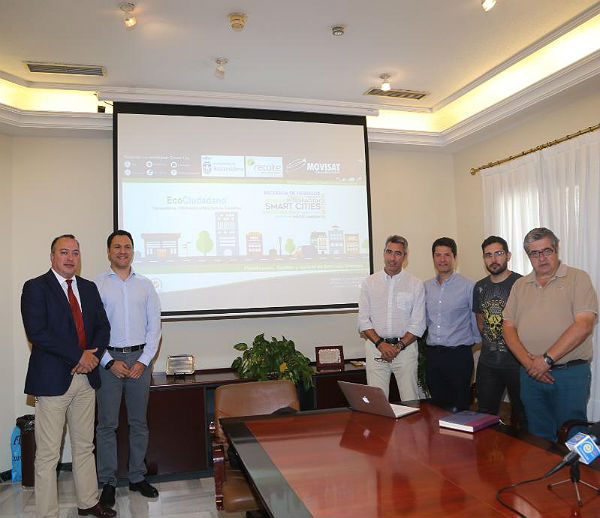 El Ayuntamiento de Benalmádena estrena una Web y APP que ofrecerá al ciudadano información en tiempo real sobre el Servicio de Recogida de Residuos Sólidos Urbanos