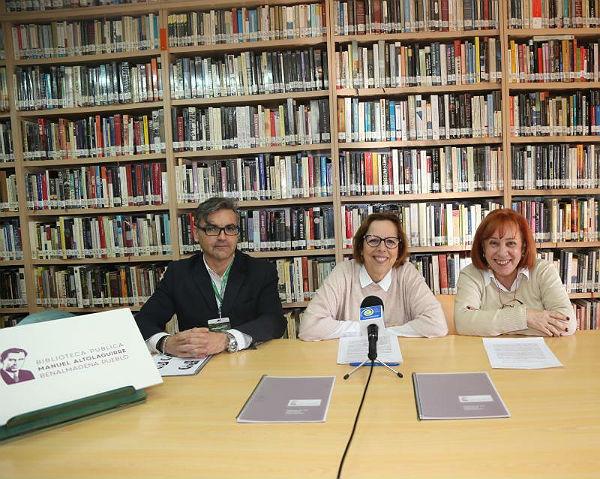 La Biblioteca Pública Manuel Altolaguirre estrena nuevo logotipo