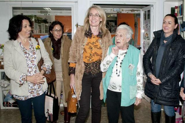 La Alcaldesa invita a los benalmadenses a participar en los distintos actos navideños a beneficio de CUDECA