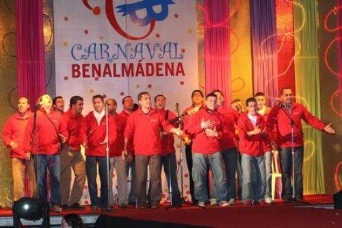 Orden de actuación Semifinal CAAB 2006