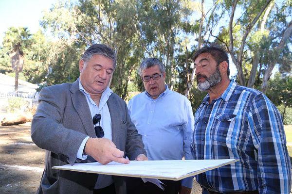 El Ayuntamiento proyecta la construcción de un parque infantil en la Ronda de Golf Oeste