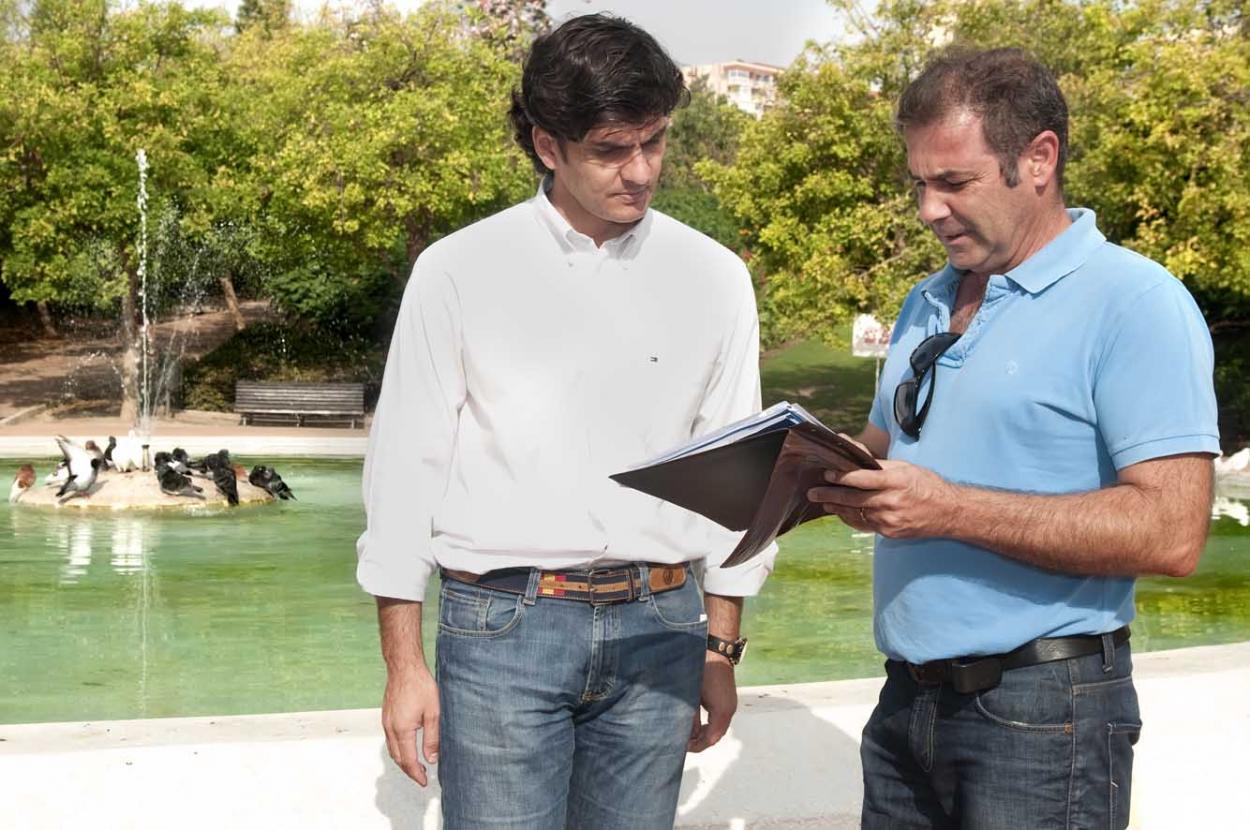El Ayuntamiento destinará 200.000 euros al proyecto de mejora y rehabilitación del Parque de la Paloma