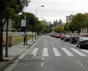 Mejoras en la señalización de todo el municipio