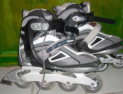 Fiesta de navidad de patinaje  2007
