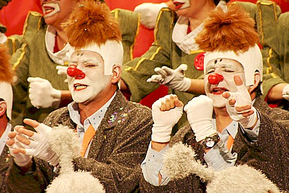 La gran noche del Carnaval de Benalmádena 2006