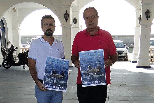 El Centro Náutico acogerá el domingo la ceremonia de entrega de premios de la XXII Edición del Campeonato de Pesca Submarina de Andalucía por Equipos