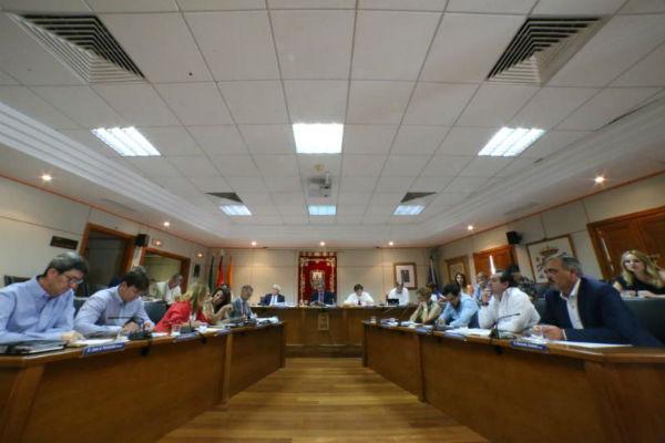 El Ayuntamiento reafirma su compromiso con la comunidad LGTBI