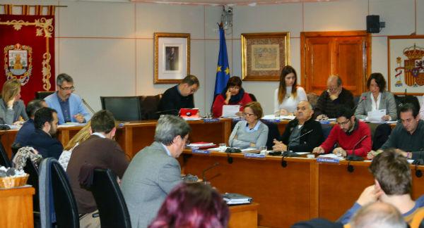 El Equipo de Gobierno logra el apoyo unánime para las cinco mociones presentadas en el Pleno de Diciembre, que pasan a ser institucionales.