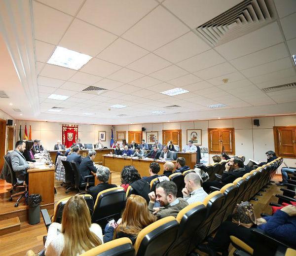 El Ayuntamiento de Benalmádena reconoce la labor de los voluntarios de Protección Civil