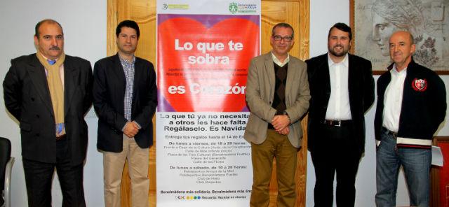 La Delegación de Residuos Sólidos y GSC organizan una campaña de concienciación sobre reciclaje y solidaridad entre vecinos