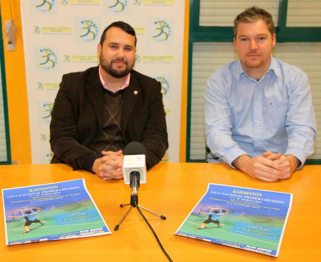 Benalmádena albergara la IV jornada de la fase regular de la Primera Nacional de Bádminton