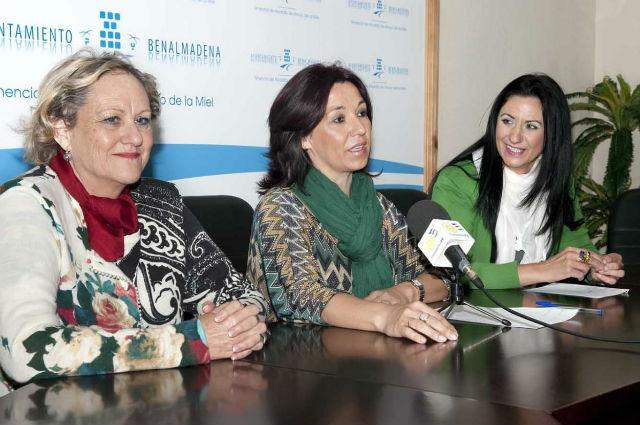 El Ayuntamiento de Benalmádena y la AECC se unen para poner en marcha una campaña de prevención del cáncer de mama