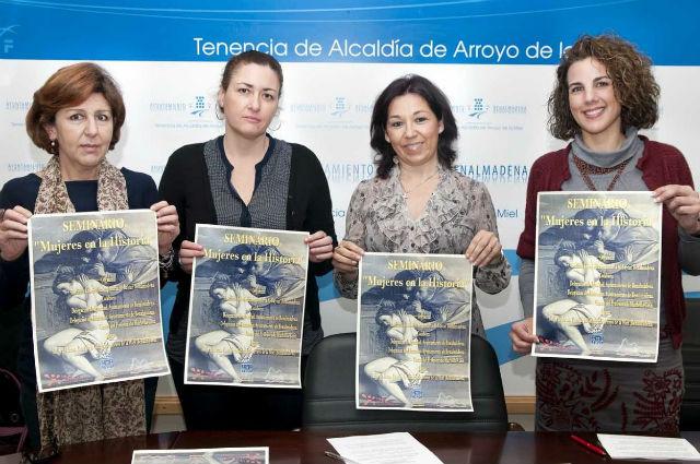 La Casa de la Cultura acogerá en febrero el ciclo de conferencias 'Mujeres en la Historia'