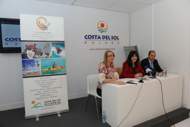 La Mancomunidad presenta en FITUR la segunda edición de Solmarina para convertir el litoral en