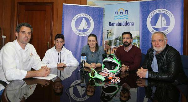 La Playa de Malapesquera acogerá este fin de semana la primera prueba del Campeonato de España y Andalucía de Motos de Agua Circuito y Rallyjet y Endurance Class B