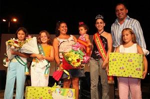 Las Reinas y Damas Veladilla del Carmen 2006